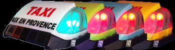Lumineux Installateur Taxi Var BONNEL